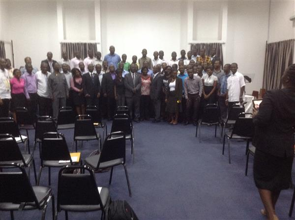 Inauguration of Young professionals Forum